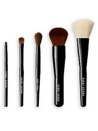 <b>Bobbi Brown</b> - <b>Essentials</b> 5-Piece <b>Travel</b> Brush Set - $221 Value ...