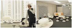 roger sterlings office on sterling art mad men tv series show art roger sterling office