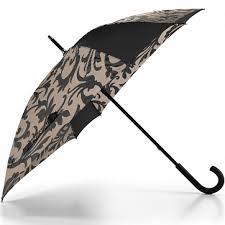 <b>Зонт</b>-<b>трость</b> umbrella <b>baroque taupe</b> REISENTHEL – купить по ...