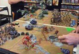 Warhammer 40,000 — Википедия