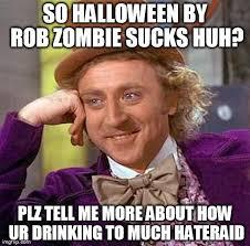 Rob Zombie Memes - via Relatably.com