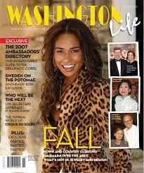 washington life magazine by washington life washington life magazine 2006