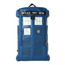 <b>Doctor Who Рюкзак</b> Tardis - Акушерство.Ru