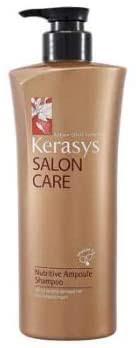 KERASYS Salon Care Nutritive Ampoule Shampoo ... - Amazon.com