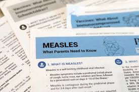 Amid U.S. measles outbreak, who needs an additional dose of the ...