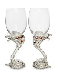 <b>Набор бокалов для вина</b> ''Змея'' сер. Win 3852168 в интернет ...
