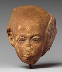 in the new kingdom ca b c essay heilbrunn head of a princess from a group statue