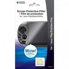 <b>Защитная пленка Hori</b> Protective <b>Screen</b> Filter (PS Vita), купить в ...