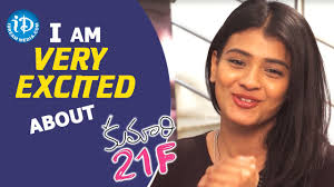 i am very excited about kumari f movie actress hebah patel i am very excited about kumari 21f movie actress hebah patel talking movies idream