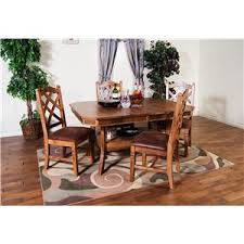 designs sedona table top base: sunny designs sedona pc dining room