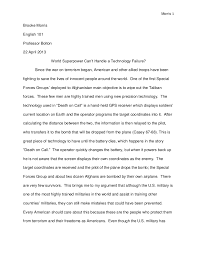 best research paper for english Uol