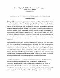 thesis statement for cause and effect essay on bullying  thesis statement for cause and effect essay on bullying