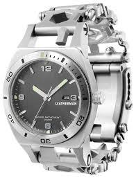 Наручные <b>часы LEATHERMAN Tread Tempo</b> — купить по ...