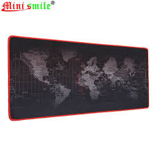 <b>Anti</b>-<b>skid World Map Rubber</b> Mouse Pad Oversized Non-slip ...