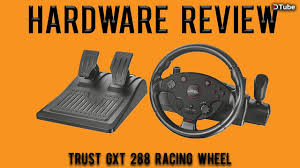 Hardware Review: <b>Trust GXT 288</b> PC <b>Racing</b> Wheel — Steemit