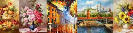 <b>Картины маслом на холсте</b> для интерьера. Живопись | ВКонтакте