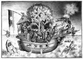 Bildergebnis für Narrenschiff