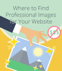 Where to Find Free Professional <b>Images</b> for Your Website
