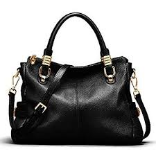 Kattee Womens Genuine Leather Handbag Urban ... - Amazon.com