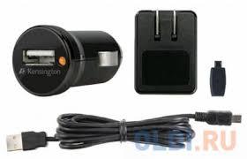 Автомобильное <b>зарядное устройство Kensington</b> K38057EU <b>USB</b> ...