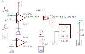how to read a schematic   learn sparkfun comannotated voltage node example