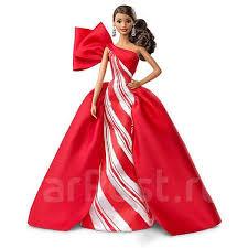 Барби <b>Праздничная кукла брюнетка</b> Mattel <b>Barbie</b> FXF03 ...