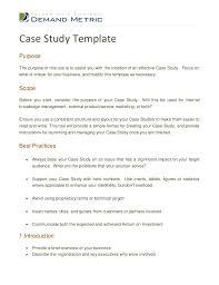 Case Study     Home   FC