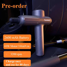 <b>Yunmai Pro Basic Muscle</b> Massager Pistol Pro Basic 60W Powerful ...