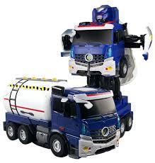 Купить <b>Робот</b>-<b>трансформер Jia Qi</b> Troopers Velocity Бензовоз ...