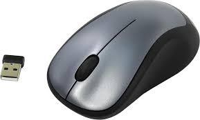 <b>Мышь Logitech Wireless mouse</b> M310 grey — купить по лучшей ...