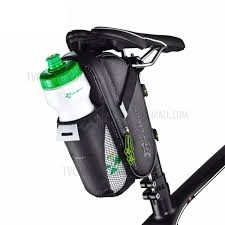 <b>ROCKBROS Cycling Bicycle</b> Saddle Bag Pannier <b>MTB</b> Road <b>Bike</b> ...