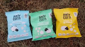 Полезный <b>попкорн Holy Corn</b> / Обзор / На вкус и цвет - YouTube