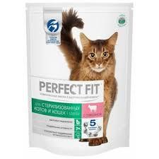 Корма <b>Perfect Fit</b> для кошек — купить на Яндекс.Маркете