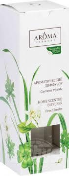 <b>Ароматический диффузор</b> Свежие травы <b>Aroma Harmony</b>, 50 мл ...