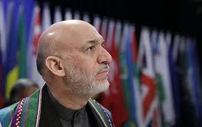 President Hamid Karzai is the favourite to win the Afghanistan election. Photo: ASSOCIATED PRESS. By Ben Farmer in Kabul. 6:00AM BST 20 Aug 2009 - hamid-karzai_1458722c