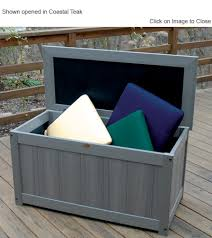 patio boxes storage