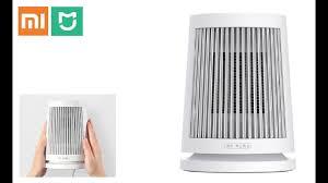 Xiaomi <b>Mijia Desktop Heater</b> - YouTube