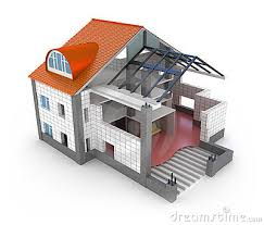 Architecture Plan House Stock Images   Image  Architecture plan house