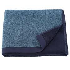 Купить <b>ХИМЛЕОН</b> Банное полотенце, темно-синий, меланж ...