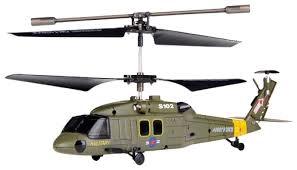 <b>Вертолет Syma Black</b> Hawk UH-60 (S102G) 20 см купить по цене ...