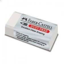 Отзывы о <b>Ластик Faber</b>-<b>Castell Dust</b>-<b>Free</b>