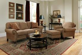 Two Loveseat Living Room Broyhill Furniture Larissa Collection Featuring Upholstered Sofa
