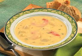 Image result for seafood chowder