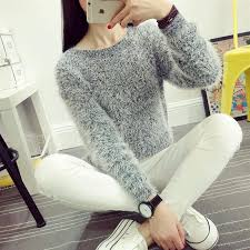 2019 <b>Women Candy Colors</b> Sweaters Fashion <b>Autumn</b> Winter ...