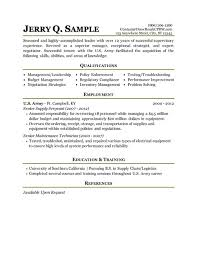 Military Resume Samples Gal Because Resume Is Complica  Air Force     happytom co