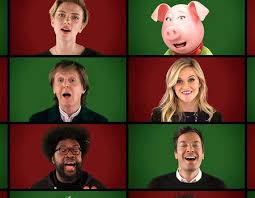 Jimmy Fallon, Paul McCartney and the Sing Cast Perform Wonderful ...