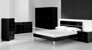 bedroom furniture black and white black or white furniture