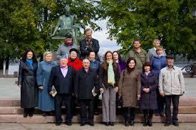 В Удмуртии завершился фестиваль переводчиков поэзии для ...