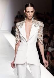 <b>Versace Collection</b> Приталенная <b>Куртка</b> с Декором в Стиле ...