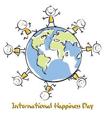 The First International Day of Happiness